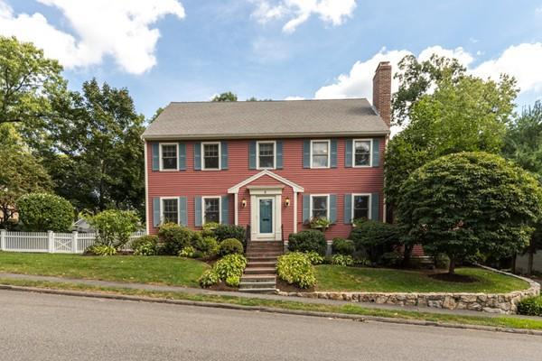 6 Shady Lane, Needham, MA 02492 (MLS #72394254) :: The Gillach Group
