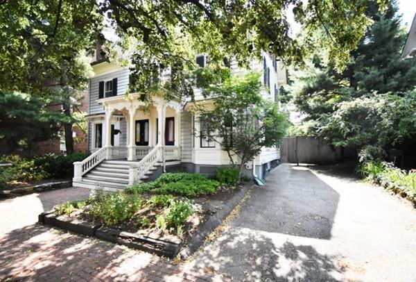10 Arlington Street, Cambridge, MA 02140 (MLS #72394399) :: Vanguard Realty