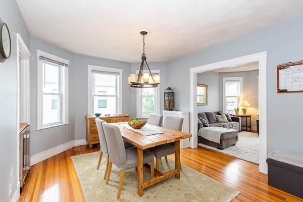 36 Warren Street #2, Arlington, MA 02474 (MLS #72394487) :: ALANTE Real Estate