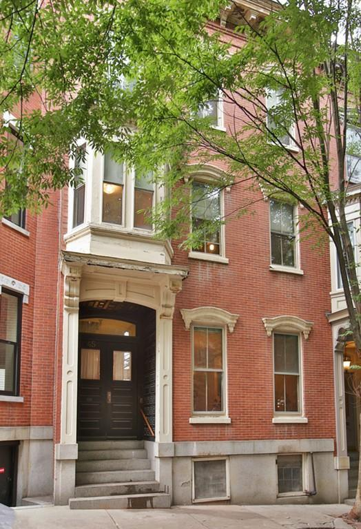 45 Chestnut Street, Boston, MA 02129 (MLS #72394856) :: Goodrich Residential