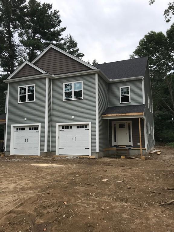 51 Chestnut Street #1, Foxboro, MA 02035 (MLS #72395954) :: ALANTE Real Estate