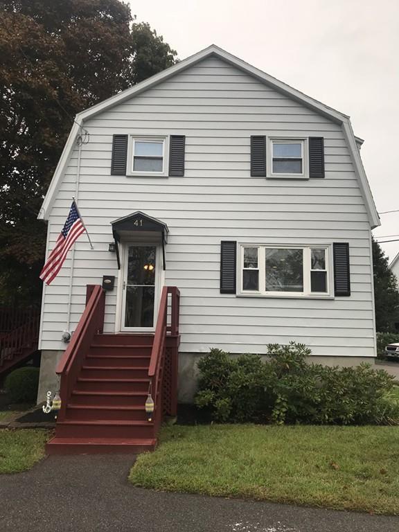 41 Newton Street, Quincy, MA 02169 (MLS #72396105) :: Compass Massachusetts LLC