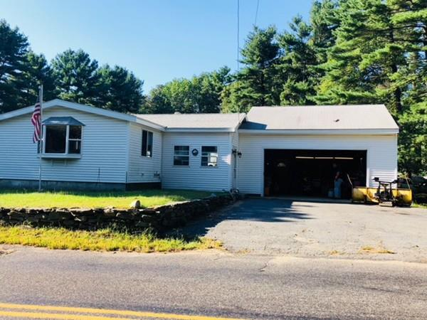 134 Hill St, Raynham, MA 02767 (MLS #72396572) :: ALANTE Real Estate