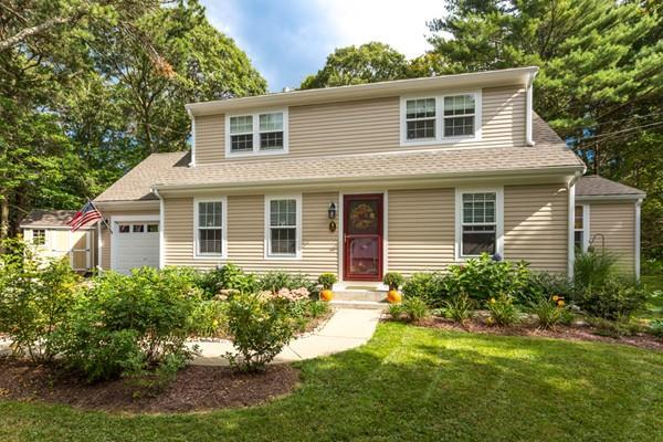 15 Melissa Ave, Mashpee, MA 02649 (MLS #72397557) :: ALANTE Real Estate