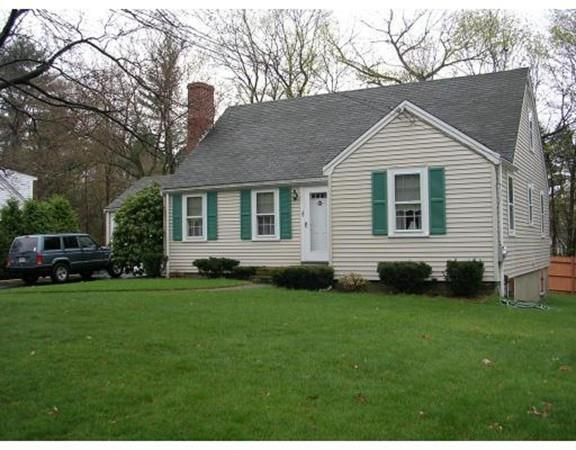 20 Eastman Ave., Westwood, MA 02090 (MLS #72398211) :: Trust Realty One