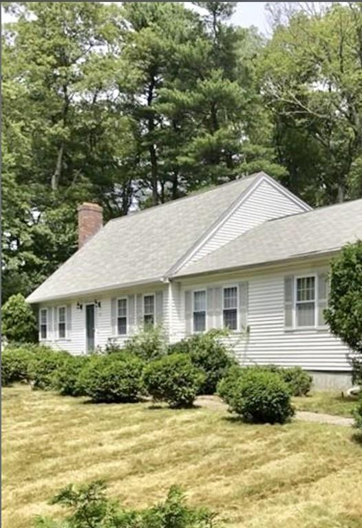 475 Old Post Rd, Sharon, MA 02067 (MLS #72398332) :: ALANTE Real Estate