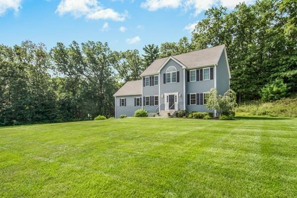 11 Jared Drive, Sutton, MA 01590 (MLS #72398435) :: Vanguard Realty