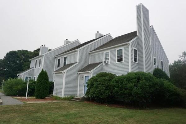 25 Woodview Drive D, Falmouth, MA 02536 (MLS #72398638) :: ALANTE Real Estate