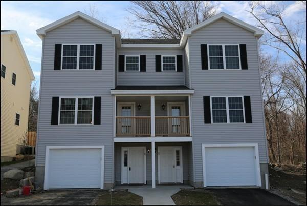 1 Fayville Road #1, Southborough, MA 01772 (MLS #72398892) :: Vanguard Realty