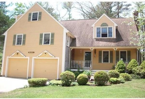 3 Island Farm Rd., Carver, MA 02330 (MLS #72399904) :: ERA Russell Realty Group