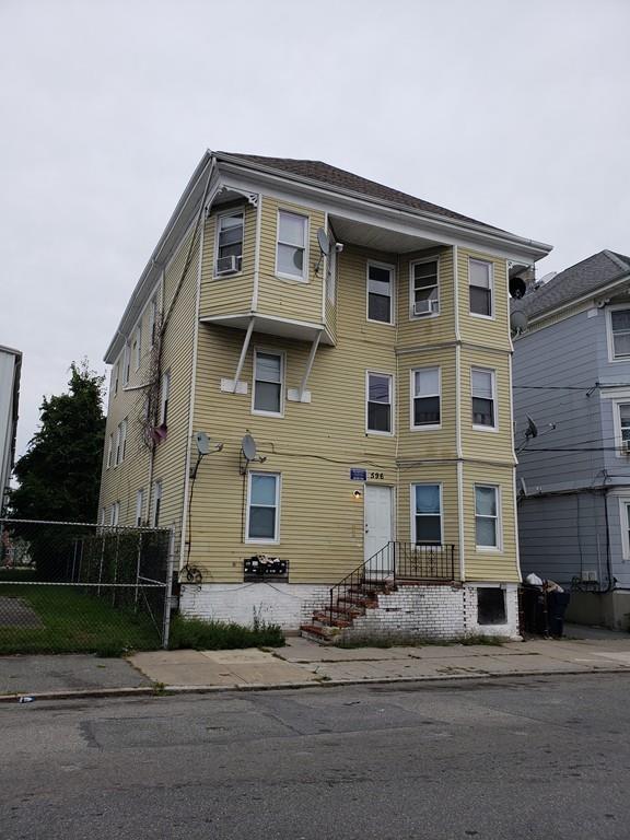 596 S 2nd St, New Bedford, MA 02744 (MLS #72400082) :: Cobblestone Realty LLC