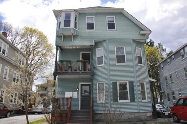 5 Hampden St 1C, Worcester, MA 01609 (MLS #72400941) :: ALANTE Real Estate
