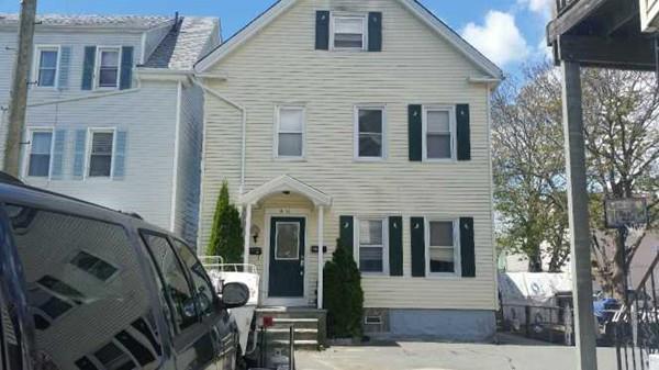 91½ County St, New Bedford, MA 02744 (MLS #72400981) :: Cobblestone Realty LLC
