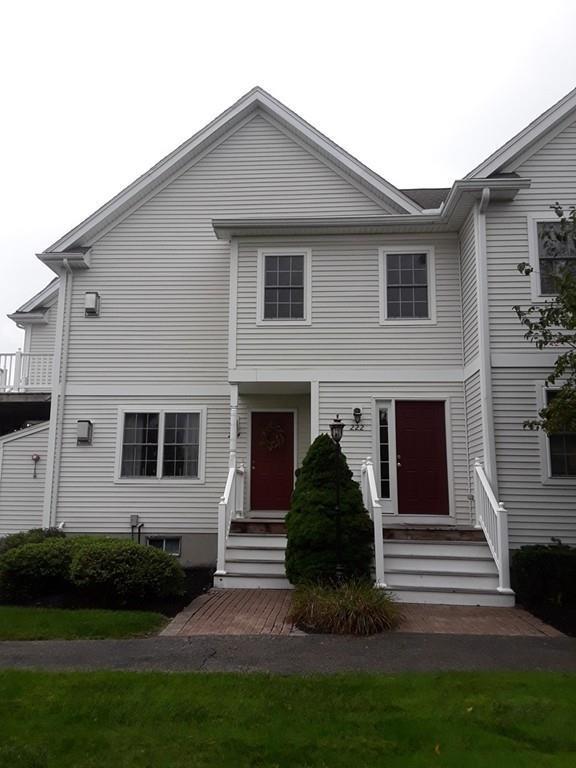 222 Regency Lane #222, Abington, MA 02351 (MLS #72401647) :: Keller Williams Realty Showcase Properties
