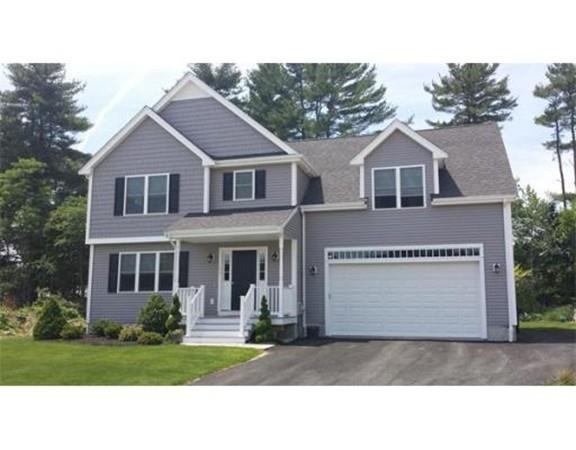 Lot 9 Hillcrest Cir(130 Tiffany Rd), Norwell, MA 02061 (MLS #72404377) :: Trust Realty One