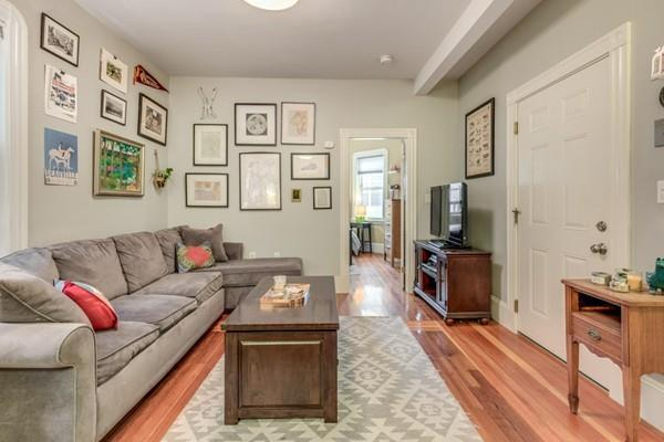 46 Elmwood Street #1, Somerville, MA 02144 (MLS #72405270) :: Local Property Shop