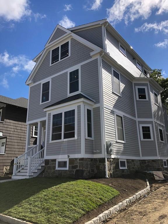 10 Newburg #1, Boston, MA 02131 (MLS #72406297) :: Local Property Shop