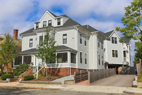 129 Highland Ave #5, Somerville, MA 02143 (MLS #72408252) :: The Goss Team at RE/MAX Properties