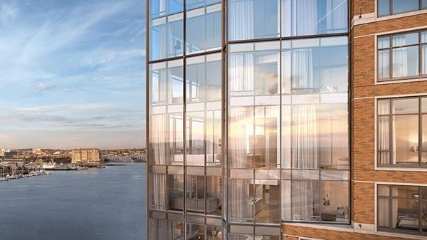 100 Lovejoy Wharf 9E, Boston, MA 02114 (MLS #72408922) :: Vanguard Realty