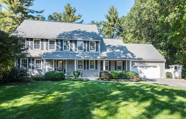 12 Belle Haven Drive, Andover, MA 01810 (MLS #72409220) :: ALANTE Real Estate