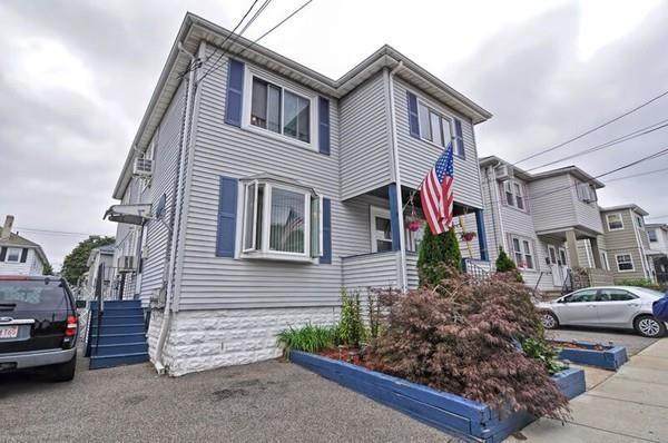 8 Francis St, Everett, MA 02149 (MLS #72409471) :: COSMOPOLITAN Real Estate Inc