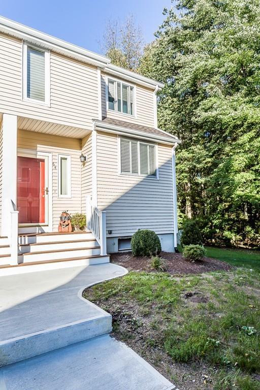 64 Gaslight Ln #64, Easton, MA 02356 (MLS #72409497) :: ALANTE Real Estate
