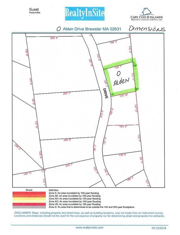 0 Alden Dr, Brewster, MA 02631 (MLS #72409754) :: Welchman Real Estate Group   Keller Williams Luxury International Division