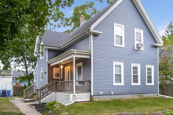 30 Cherry St, Whitman, MA 02382 (MLS #72410518) :: Keller Williams Realty Showcase Properties