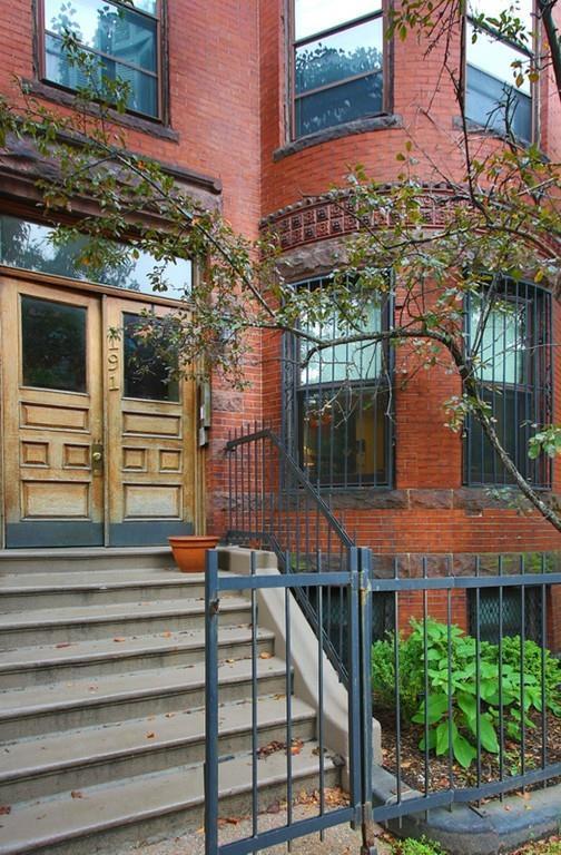 191 Saint Botolph #4, Boston, MA 02115 (MLS #72410763) :: Charlesgate Realty Group