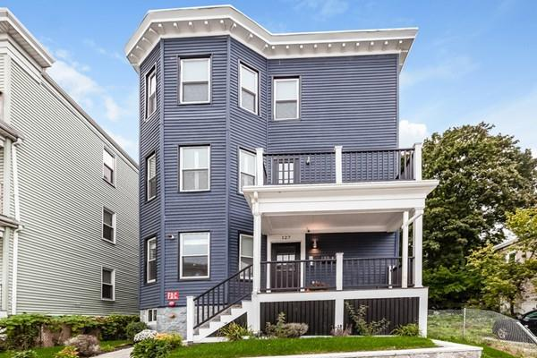 127 Pleasant St #2, Boston, MA 02125 (MLS #72411646) :: Local Property Shop
