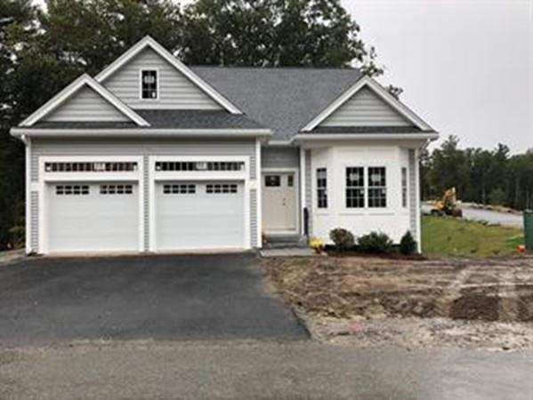 1 Tucker Terrace Lot 28, Methuen, MA 01844 (MLS #72412002) :: Vanguard Realty