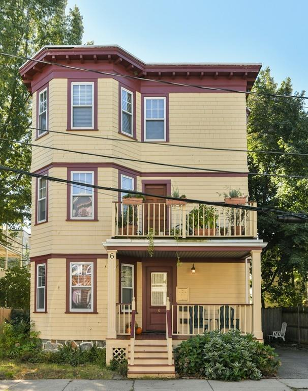 6 Blanvon Road #1, Boston, MA 02130 (MLS #72412224) :: Welchman Real Estate Group | Keller Williams Luxury International Division