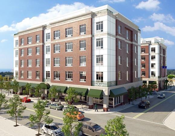 2 Cliveden Street 306E, Quincy, MA 02169 (MLS #72412366) :: Cobblestone Realty LLC