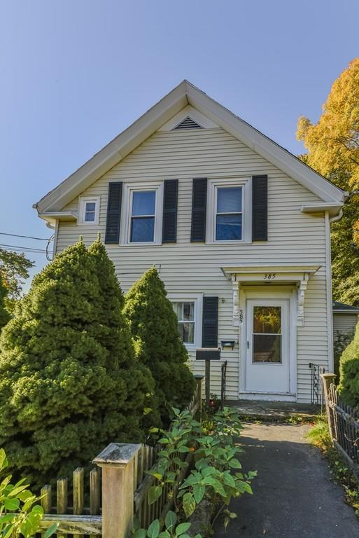 385 Whiting Ave, Dedham, MA 02026 (MLS #72412804) :: The Muncey Group