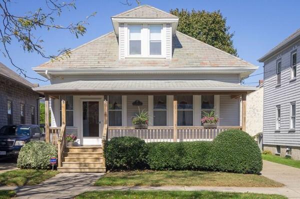 11 Calumet St, New Bedford, MA 02744 (MLS #72413479) :: ALANTE Real Estate