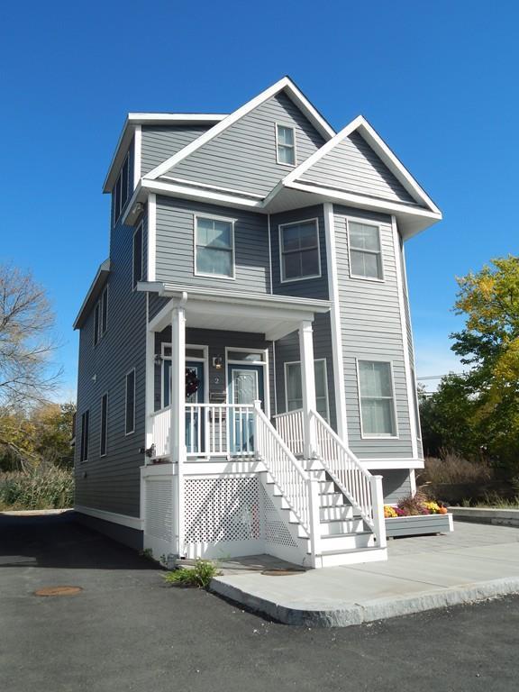 2 Westbrook Street #2, Boston, MA 02128 (MLS #72413819) :: Westcott Properties
