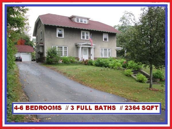 4 Thornton Road, Worcester, MA 01606 (MLS #72413826) :: Westcott Properties