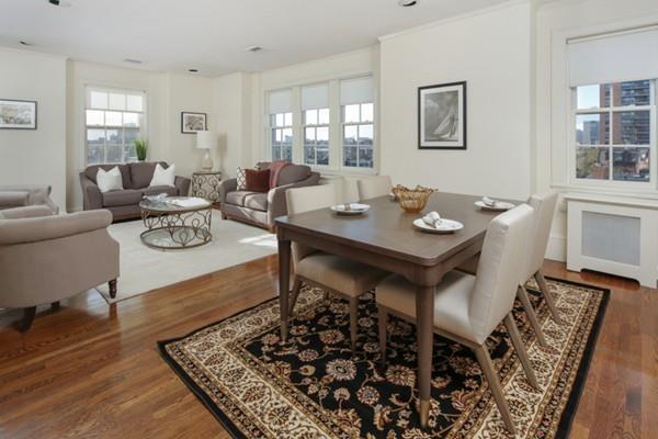 65 Commonwealth Ave 8B, Boston, MA 02116 (MLS #72413956) :: Welchman Real Estate Group | Keller Williams Luxury International Division