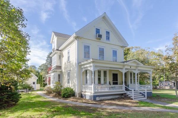 10 Pleasant Street, Marion, MA 02738 (MLS #72415669) :: Charlesgate Realty Group