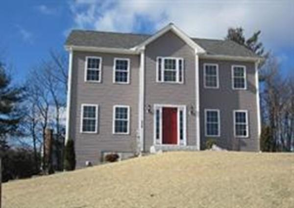 157 Tibbett Circle Lot 14B, Fitchburg, MA 01420 (MLS #72416708) :: ALANTE Real Estate