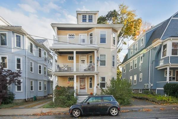 17 Ericsson Street #3, Cambridge, MA 02138 (MLS #72418126) :: Mission Realty Advisors