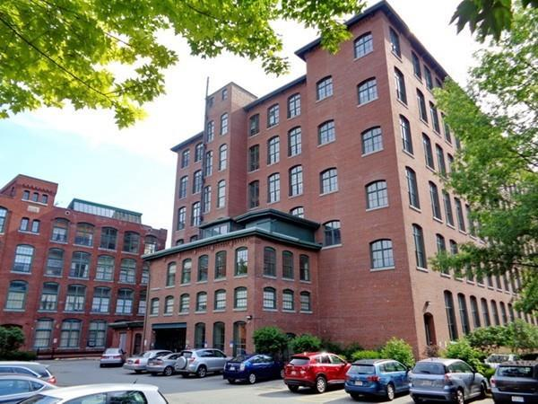 200 Market Street #618, Lowell, MA 01852 (MLS #72418317) :: Welchman Real Estate Group | Keller Williams Luxury International Division