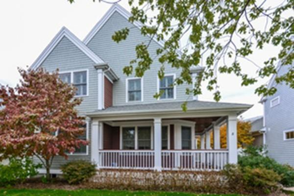 8 Danforth Lane #8, Norton, MA 02766 (MLS #72420112) :: ALANTE Real Estate