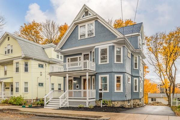 16 Albermarle Street -, Arlington, MA 02478 (MLS #72420779) :: ALANTE Real Estate