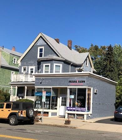 327 Highland Ave, Somerville, MA 02144 (MLS #72421545) :: Westcott Properties
