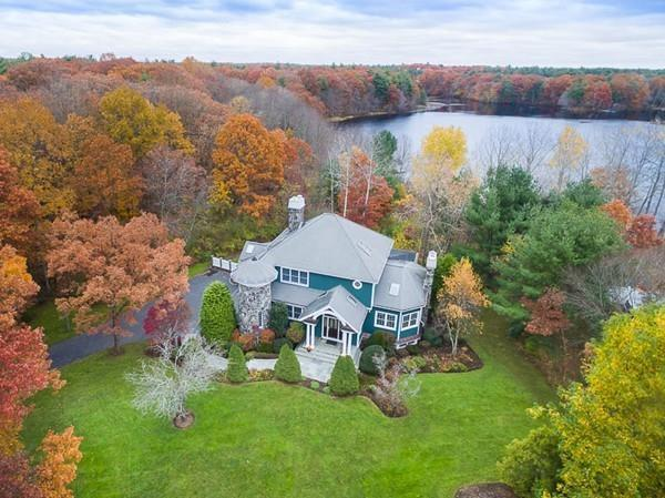 8 Beaumonts Pond Dr, Foxboro, MA 02035 (MLS #72421793) :: Primary National Residential Brokerage