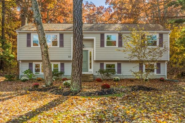 10 Pequot Terrace, Plymouth, MA 02360 (MLS #72423538) :: The Goss Team at RE/MAX Properties