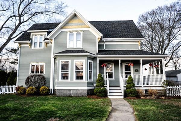 94 Plain Street, Braintree, MA 02184 (MLS #72424117) :: Primary National Residential Brokerage