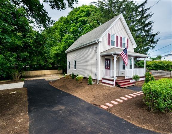 65 Main St, Kingston, MA 02364 (MLS #72424125) :: ALANTE Real Estate