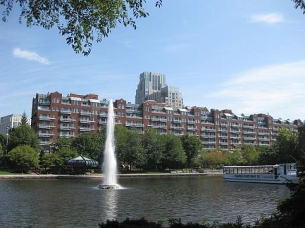 4 Canal Park #712, Cambridge, MA 02141 (MLS #72424352) :: The Gillach Group